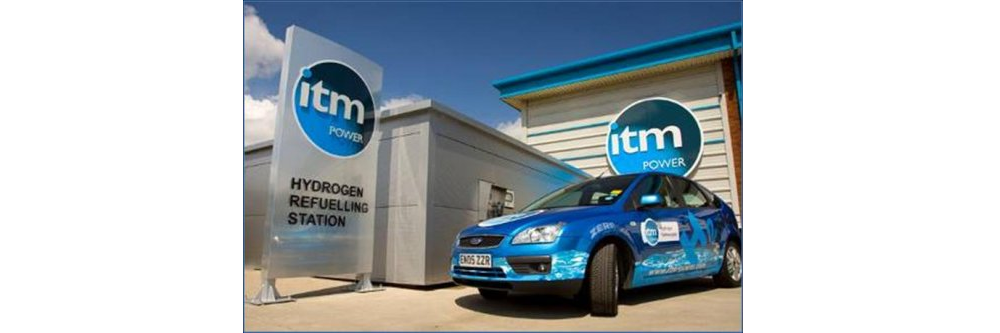 ITM Power secures funding to deliver energy storage feasibility study